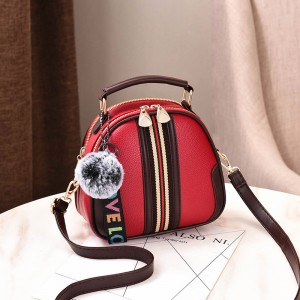 2019 new Korean version of the personality fashion wild shoulder bag