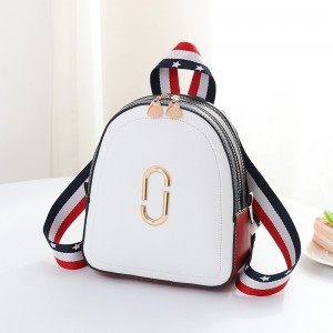 2019 new Korean version of the personality of wild fashion handbags