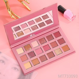 Magic Beauty Explosion Desert Rose Eyeshadow Palette
