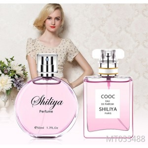 Shi Liya Women's Fragrance Set Two Bottles