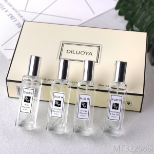 French niche perfume set