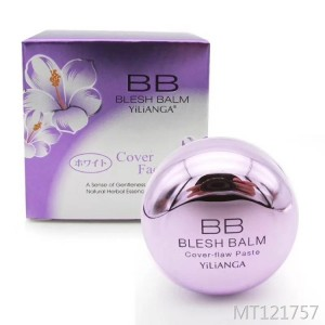 Elena nude makeup whitening BB cream concealer
