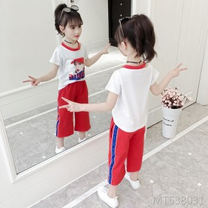 2019 new Korean children's fashion kit