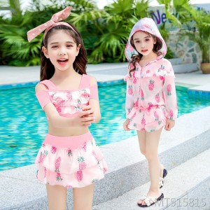 2019 new big boy Korean version of the princess dress swimsuit