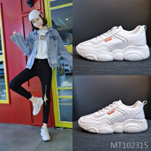 2019 new net red wild sports shoes, smart shoes, super fire white shoes