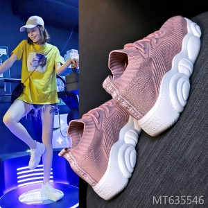 2019 spring and summer new breathable socks shoes