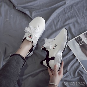 2019 spring new casual old shoes female Korean version