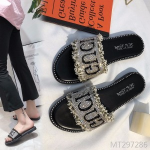 2019 summer new fashion women's shoes casual trend slippers