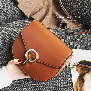 2019 new foreign air female bag wild small ck shoulder Messenger bag