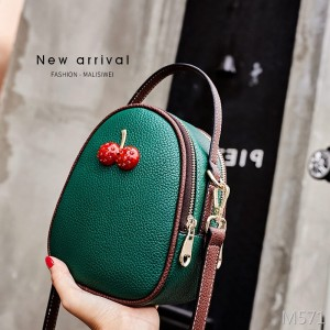 2019 new high-end fashion small bag female foreign slanting small ck female bag wild shoulder bag