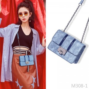 New style wild ins one shoulder small ck slung female bag