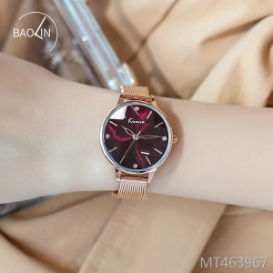 2019 new fashion girl quartz watch Han Fan atmospheric bracelet watch female