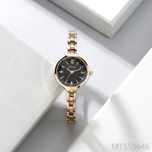 Girl watch fashion atmosphere waterproof quartz watch ladies