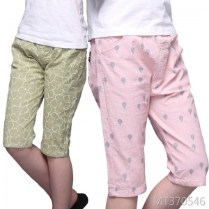 Summer 7 pants pants children's pants new cropped trousers