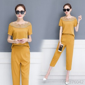 Summer dress port wind two-piece summer summer women's clothing