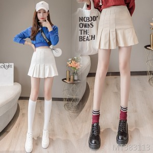 Autumn new denim skirt female A-line skirt