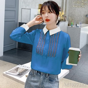 2019 new wave autumn long-sleeved fashion clothes