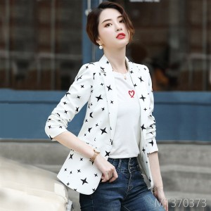 Mother loaded a small suit short paragraph casual 2019 autumn suit