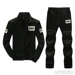 New men's sports and leisure trousers suit