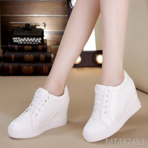 Flat-bottomed single shoes women's casual sports shoes