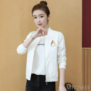2019 fashion casual Korean short jacket