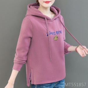 New wave Korean version of the loose large size thick casual jacket