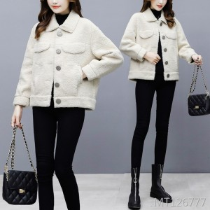 Joker short ins winter clothing new popular fur one