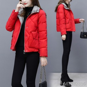 Thicken women's cotton jacket winter thick coat fashion cotton tide