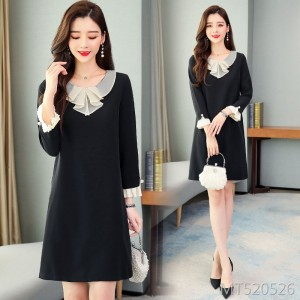 Autumn and winter dress year new skirt women