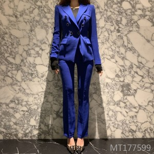Business suit temperament goddess casual casual suit suit