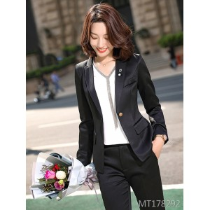 Temperament business suit short suit suit