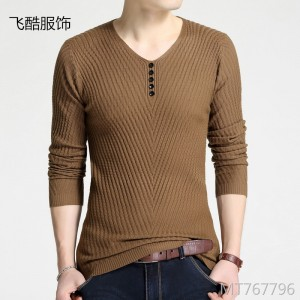 20 Korean Men's Sweater Base Men's Knitwear
