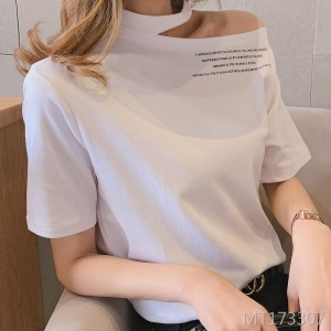 T-shirt women's short-sleeved t-shirt