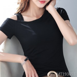 2020 summer new style short-sleeved t-shirt women