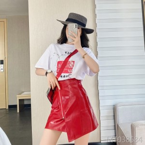 Summer new sachet loose shirt short-sleeved T-shirt women