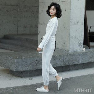 Casual Loose Straight Leg Bottom Tooling Jumpsuit