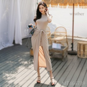 Royal sister suit female light mature temperament two-piece suit foreign style was thin
