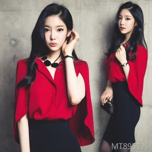 New temperament Royal sister suit skirt playful two-piece suit