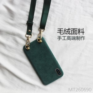 Suitable for Apple x mobile phone case 7 slung iphone11pro