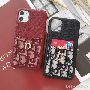 Card package for iPhone11promax European and American fashion brand XS