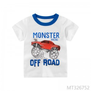 2020 new boys' clothing summer children's clothing